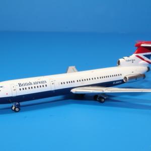 ジェミニジェット ブリティッシュエアウェイズ Hawker Siddeley HS121 Trident 3B