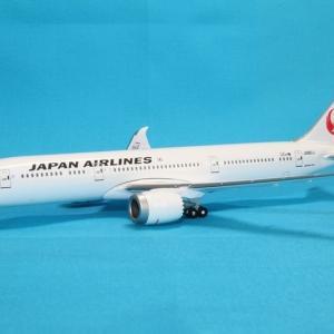 デアゴスティーニ JAL B787-9 JA861J 1/400スケール JAL旅客機Collection 創刊号