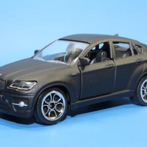 マジョレット BMW X6 1/64スケール