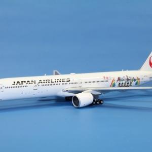 フェニックス JAL B777-300 FLY to 2020 特別塗装機 JA751J 1/400スケール