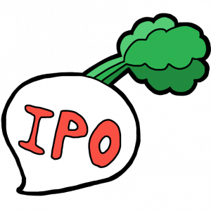 IPOの結果