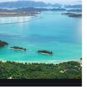 11月のランカウイ島への旅行の宿泊について
