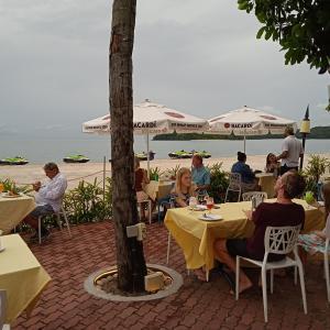 オーキッドリアのシーフード(ランカウイ島)と過去の思い出