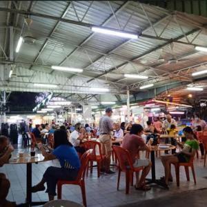Viva Local Food Havenのバリューな夕食(ペナン島)