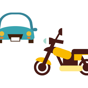 バイク駐車場事前予約システム akippa を使ってみました。