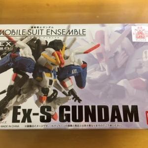 MOBILE SUIT ENSEMBLE EX20 Ex‐Sガンダム