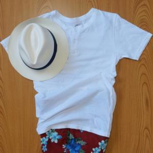 団塊な私ーこの夏のヘンリーネックのTシャツ