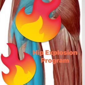 Hip Explosion Program!!!  ~ケツに火をつけろ!!~