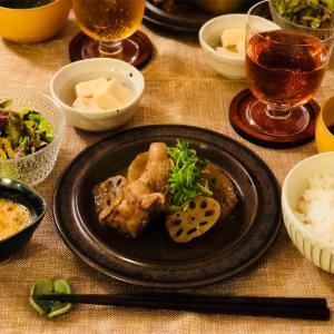 北欧食器ARABIA RUSKA(ルスカ) 北欧ヴィンテージ食器◎ 和食にもぴったりなアラビアのブラウンプレート𓇼