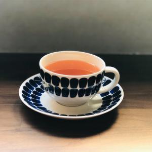 アラビア(Arabia Finland)24hトゥオキオ(Tuokio) カップ&ソーサー◎フィンランドカラーの青い北欧食器𓇼