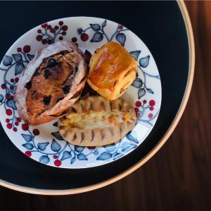 京都にあるフィンランドのパン屋さん Kiitos (キートス)◎ 本場のライ麦パンやシナモンロールが楽しめる北欧ベーカリー𓇼