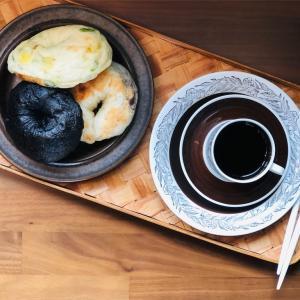 京都で誕生したベーカリーショップ 『GRANDIR/グランディール』御池店◎北欧食器で一緒に楽しむベーグルとカヌレ𓇼