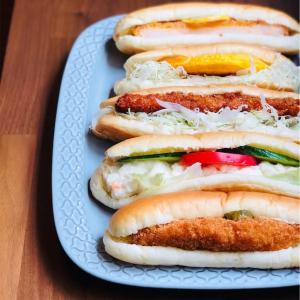 コッペパンが美味しい『まるき製パン所』京都の老舗パン屋さん◎北欧ヴィンテージ食器xコッペパンでおうちカフェ𓇼