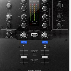Pioneer DJM-S3 [DJミキサー]