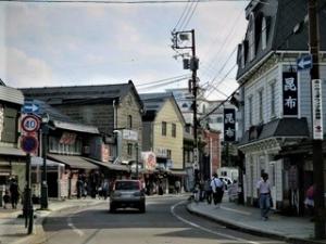 小樽 堺町通りへ