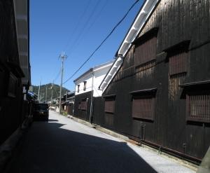 近江八幡3 近江商人の街並み