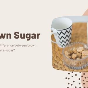黒砂糖と白砂糖の違いとは?黒糖が持つ意外な効能5選
