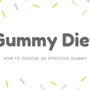 グミで小腹サポート!ダイエットに効果的なグミの選び方
