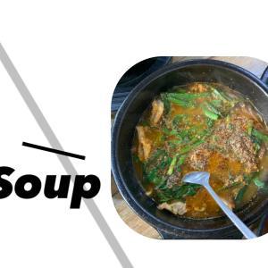 【東大門】朝にぴったり、穴場絶品スープ!