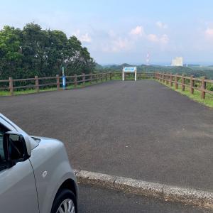 種子島・ロケットの丘展望所(鹿児島県)
