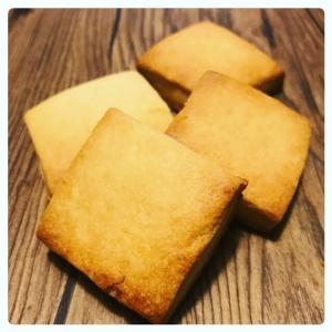 【簡単スイーツ】やっぱり、チーズは美味しい!クリームチーズのサクサククッキー