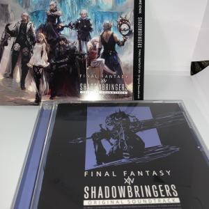 9月11日発売 SHADOWBRINGERS: FINAL FANTASY XIV Original Soundtrack