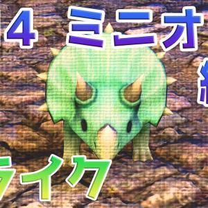 FF14ミニオン紹介 トライク