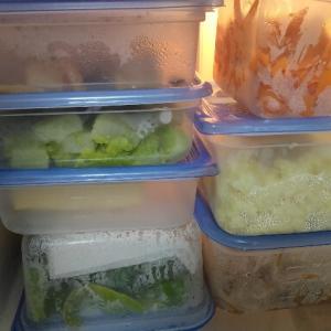 スッキリしてきたウチの冷蔵庫