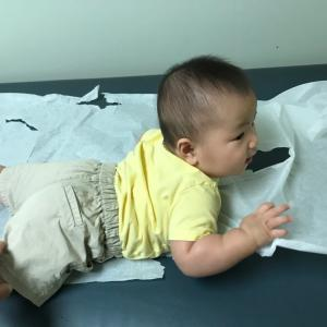 【アメリカで子育て】6ヶ月検診と私の変化