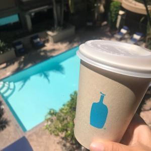 ブルーボトルコーヒーで束の間のティータイム♪