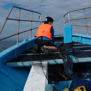 2021鱚釣り 3  と、ウナギ捌き!!