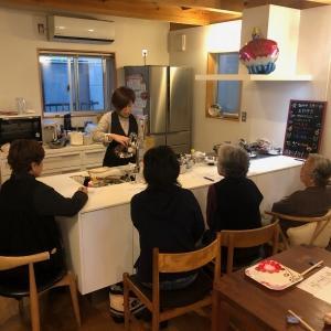 暫く休んでいたIHお料理教室、8月24日に開催します