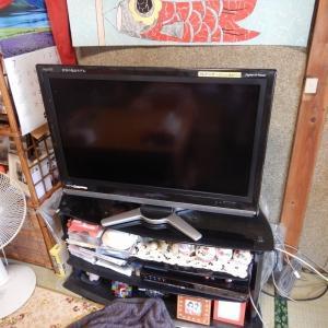 ハードディスク内蔵テレビは、簡単操作で高齢者にも楽々