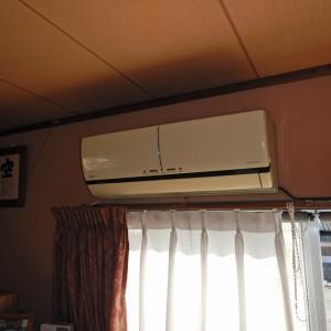 15年使用した鉄筋コンクリート住宅のエアコンを更新