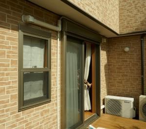 住宅リフォーム宮クーポン事業で高機能エアコンを設置①