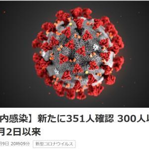 東京都で新たに224人が新型コロナに感染 都内の感染者数としては過去最多