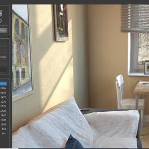 HP Spectre X360(13‐ae000)Cinebench