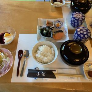 石川県旅行 3日目 朝食