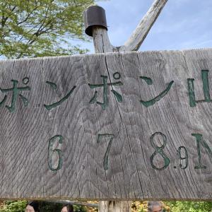 大阪府高槻市「ポンポン山」