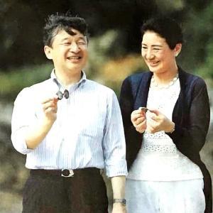 新天皇ご夫妻は、神にえらばれし人      緑の日々♪