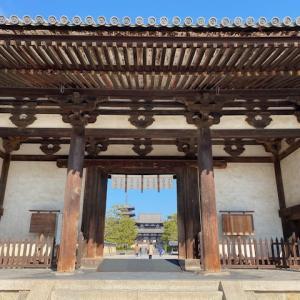法隆寺に行ってきました