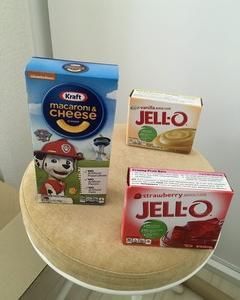 アメリカでお母さんが作る簡単お菓子