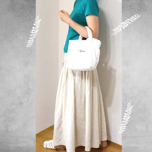 プチプラ代表ユニクロUのTシャツとB.C STOCK(ベーセーストック)のロングスカート
