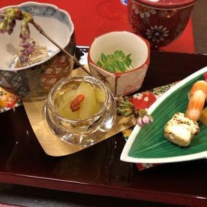 百楽荘 会席料理