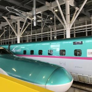 北海道新幹線グランクラス 3