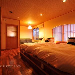 露天風呂付客室の宿 2