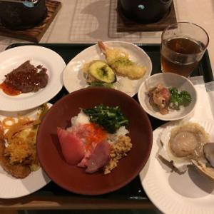 ホテル南海荘 食事編
