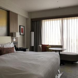 シェラトン都ホテル東京 お部屋