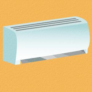 エアコンが瀕死状態、実家の家電の老朽化