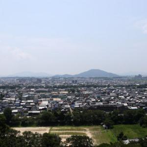 彦根城(滋賀県)③天守閣からの眺め